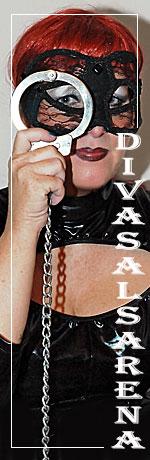 Diva Handschelle | Diva Salsarena | Domina Wien