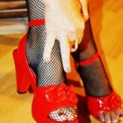 Füsse Rot | Diva Salsarena | Domina Wien