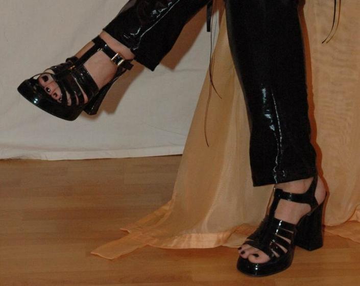 Diva Salsarena ~ Füße