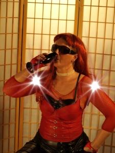 Diva Red Passion | Diva Salsarena | Domina Wien